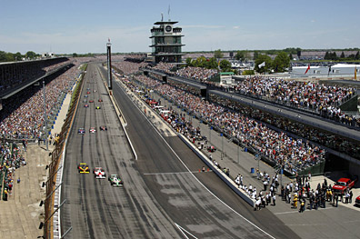Lectrosonics wireless microphone systems at the Indy 500