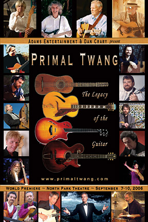 Primal Twang: The Legacy of the Guitar