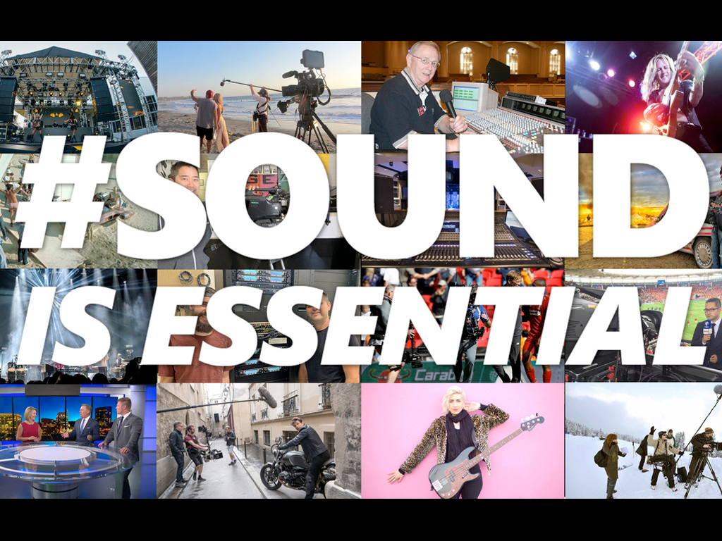 Lectrosonics Leads Sound is Essential Social Media Campaign