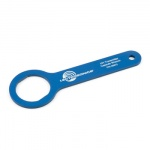 Lectrosonics 26872 - Blue metal capsule wrench for HH Transmitter